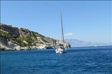 Kruiis merekilpkonnade Caretta-Caretta elupaika