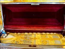 Belt of the Blessed Virgin in Porto-Lagos