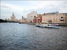 Moskva River Cruise