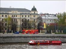 City tour on a double-decker