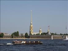 Excursion along the rivers and canals of St. Petersburg