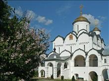 Pokrovsky Convent - Suzdal's White Swan