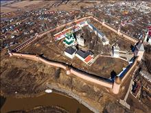 Saint Euthymius Monastery in Suzdal