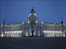 Night Lights of Kazan - expression of light