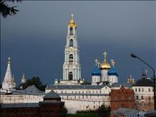 Tour to the Trinity Lavra of Saint Sergius