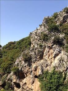 Kreeta õhtu Püha Antoniuse kanjonis