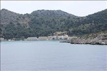 Merekruiis Symi saarele