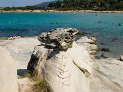 Karidi beach, Halkidiki, Sithonia, Greece