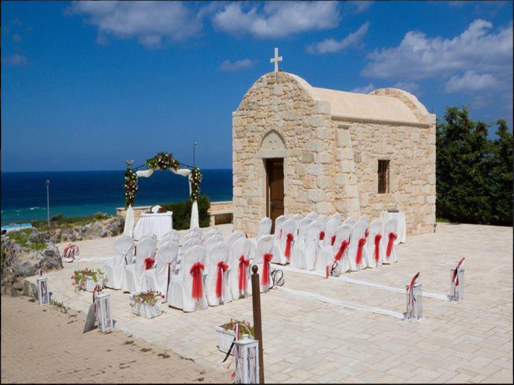 Свадебная церемония на усадьбе Паспати (Греция, о. Крит)