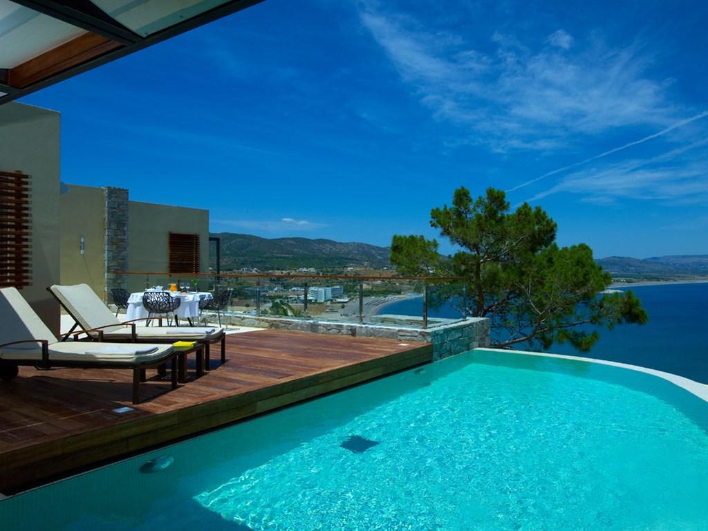 Lindos Blu Luxury Hotel Suites