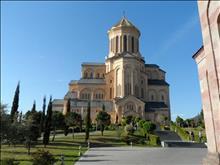 №8 Основные Святыни православной Грузии