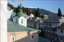 № 2. Паломничество на Святой Афон. Русский монастырь св. вмч. Пантелеимона