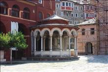№ 4. Паломничество на Святой Афон. Монастырь Ватопед.